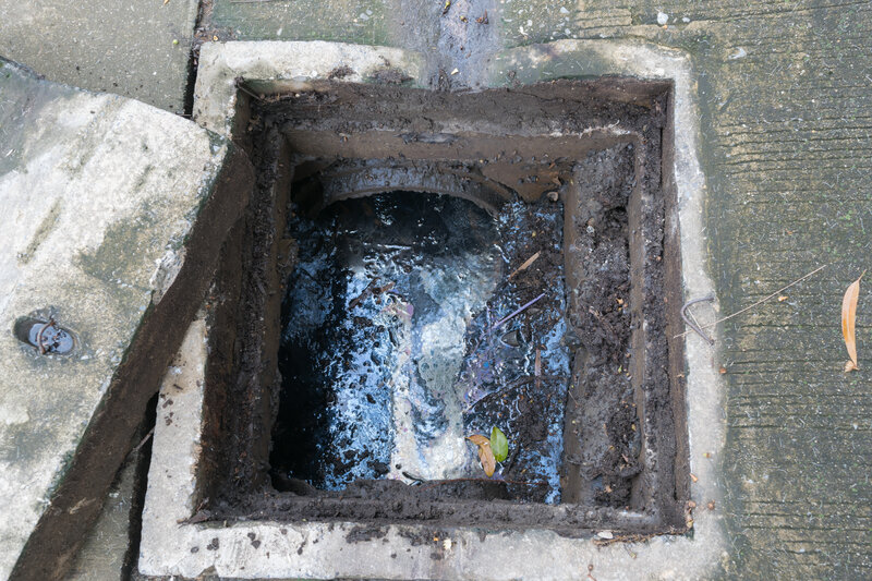 Blocked Sewer Drain Unblocked in Exeter Devon